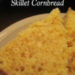 5 Ingredient Skillet Cornbread