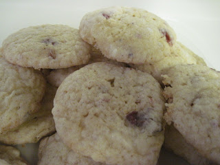Cranberry Sugar Cookies
