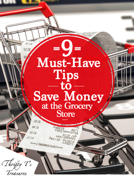 These tips will help you save money at the grocery store so you can spend more time in the kitchen making your favorite crockpot recipes and chicken recipes. Wouldn't you agree that learning how to save money on food is one of the must-have life hacks?