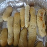Italian Breadsticks in the Bread Machine