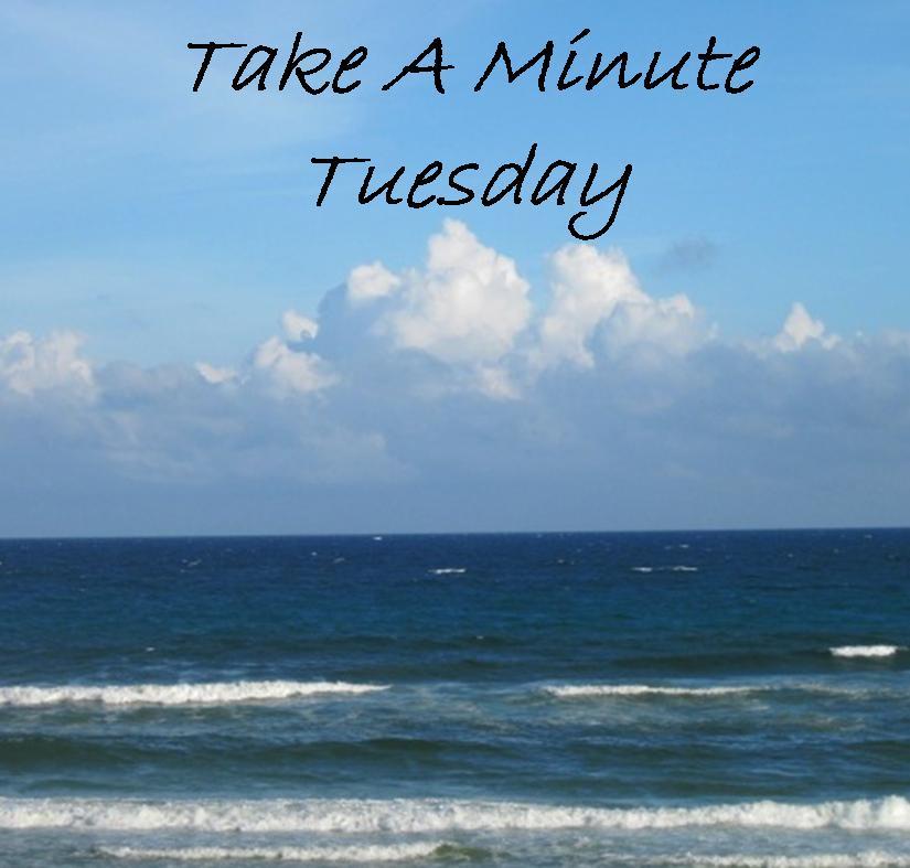take a minute tuesday