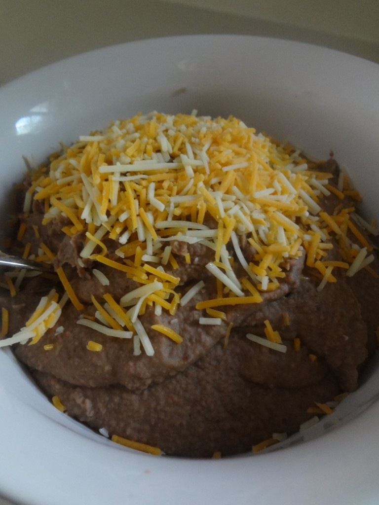 Refried beans are one of my favorite comfort foods. Find out how this Homemade Refried Beans recipe stacked up to the local restaurants.
