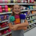 Birthday Shopping Trip Fun