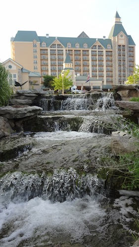 Chateau on the Lake Gardens in Branson Missouri 4