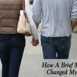 How A Brief Moment Changed My Day