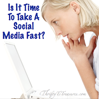 is it time to take a social media fast