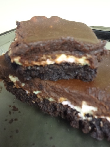 texas sheet brownies