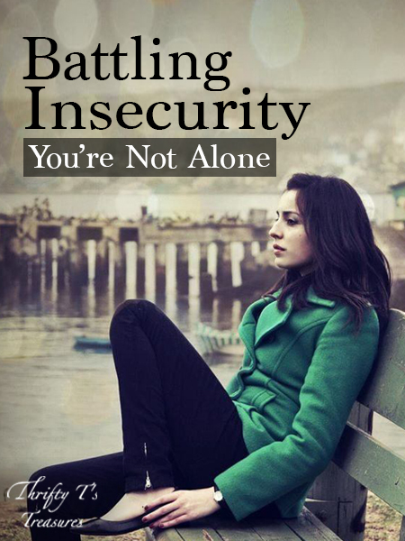 Battling Insecurity: You're Not Alone