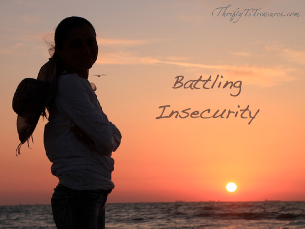 battling insecurity