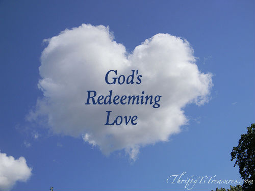 When my husband left me on Valentine's Day, I was devastated. I'm sharing my story of God's redeeming love!