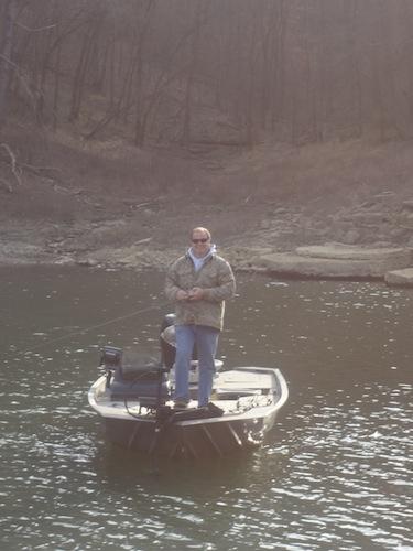 trent fishing