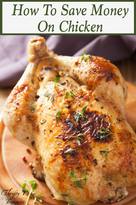 You have tons of chicken recipes but now you just need to find a fabulous price on chicken. I'm excited to share how we save money on chicken!