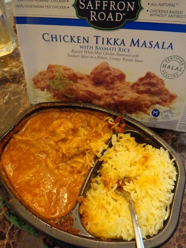 saffron road chicken tikka masala