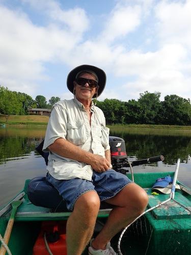 white river guide chuck