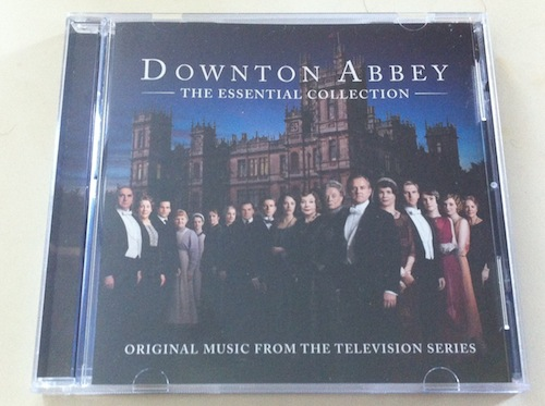 downton abbey cd