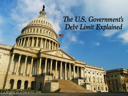 The U.S. government's debt limit is up to 16 trillion dollars, and rising. This post (and video) will help you understand the seriousness of this problem!