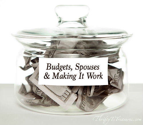 budgets spouses and making it work