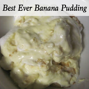 This Banana Pudding is one of those desserts that melts in your mouth at first bite! It's the best I've ever eaten and a super easy dessert!