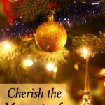 Cherish the Moments of Christmas