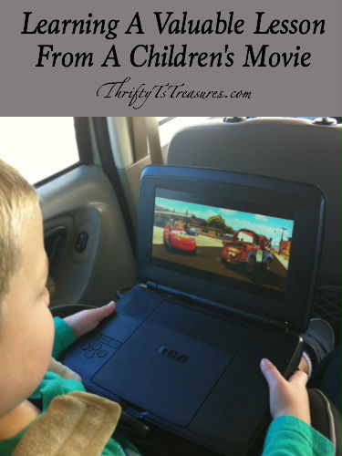 """As I was watching Cars 2 with my nephew, Mater shares how valuable his dents are. We all have """"dents,"""" but are we trying to hide or cover them up?"""