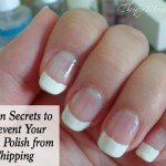 Salon Secrets To Prevent Your Nail Polish From Chipping
