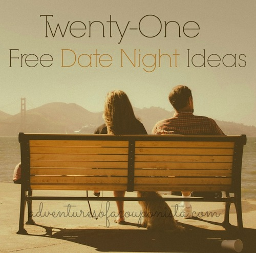 21 free date night ideas