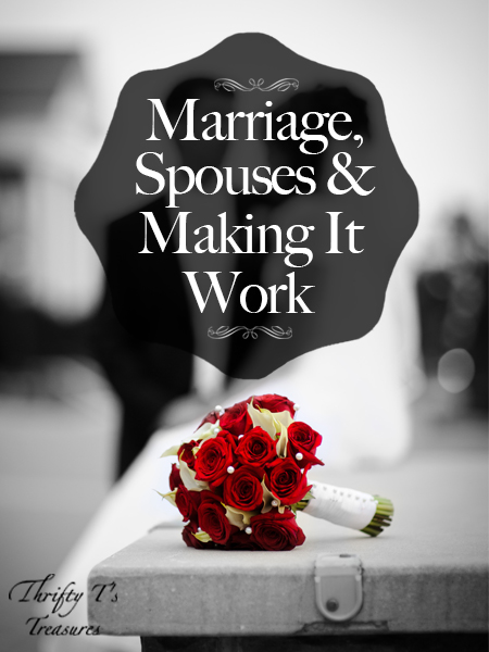 The wedding and honeymoon are over and now the real work begins. Call it marriage advice but these tips have helped us make our marriage work. Hopefully they'll work for you too!