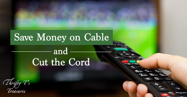 If you're like me and frustrated at the cost of cable these tips are for you! We recently cut the cord and I'm going to show you how we save money on cable (and still get our favorite channels and shows).