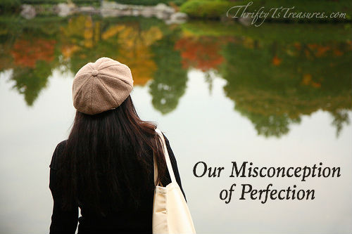 Our Misconception Of Perfection