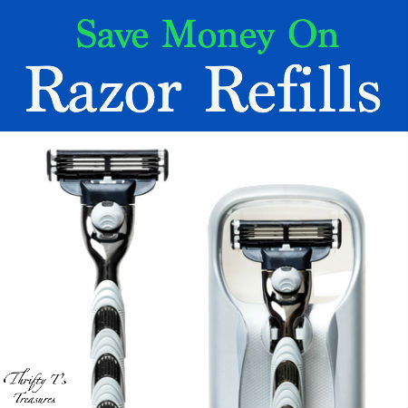 Save Money On Razor Refills Featured
