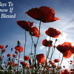 3 Ways To Know If You're Blessed