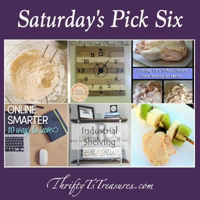 saturdays pick six - week 4