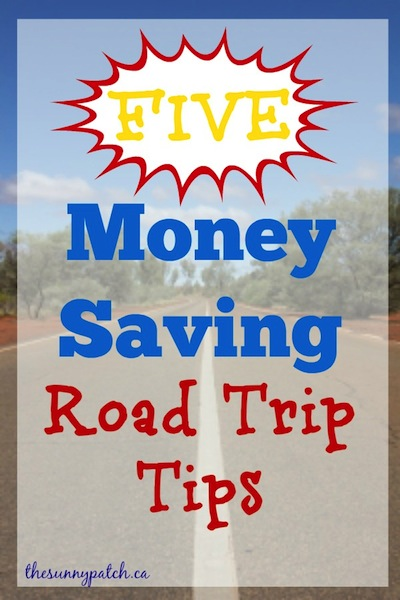 Five Money Saving Road Trip Tips