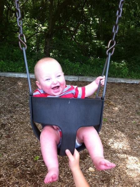 Kade Swinging