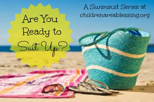are you ready to suit up swimsuit series