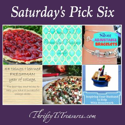 saturdays pick six week 5