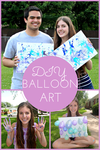 DIY Balloon Art