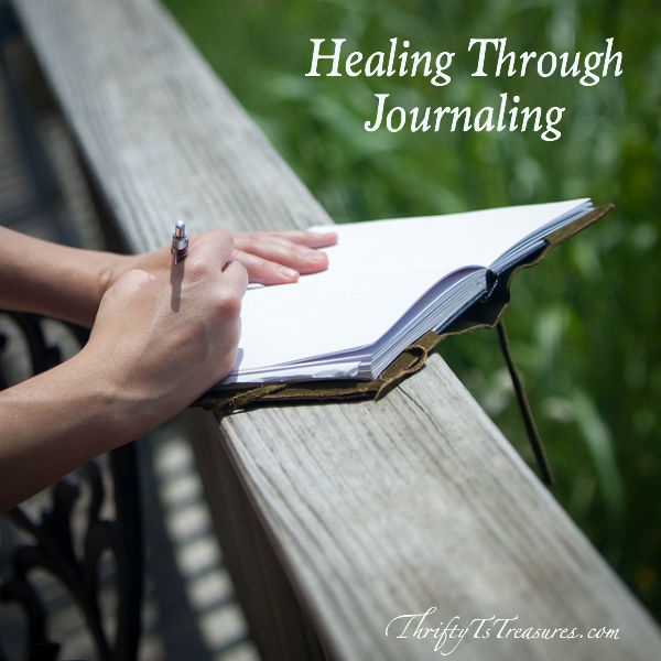 Healing Through Journaling