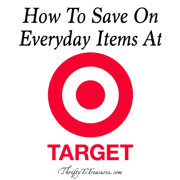 Stop by and learn how to save on everyday items at Target. Take it from me, you'll never shop at Target the same way anymore!