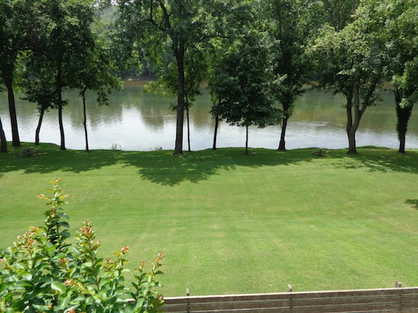 White River at Gastons
