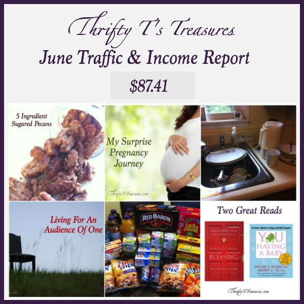 june traffic and income report