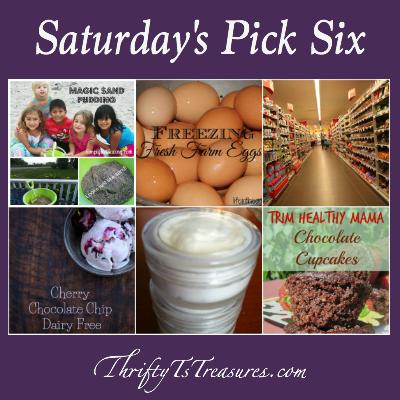 saturdays pick six - week 9