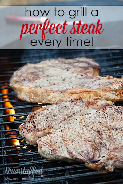 How to Grill a Perfect Steak Every Time