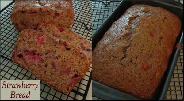 Strawberry Bread Social