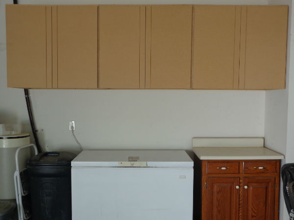 deep wall mountable garage cabinets