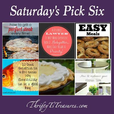 saturdays pick six week 13