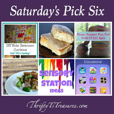 saturdays pick six week 14
