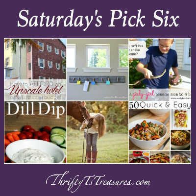 saturdays pick six week 15
