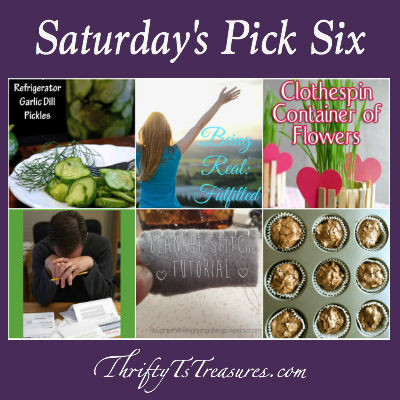 saturdays pick six week 17