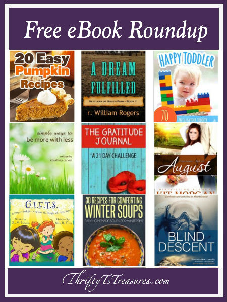 free ebook roundup 9-25